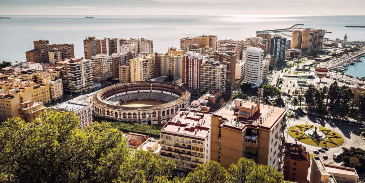 malaga spain 728x365 - A Great Place to Visit in Spain
