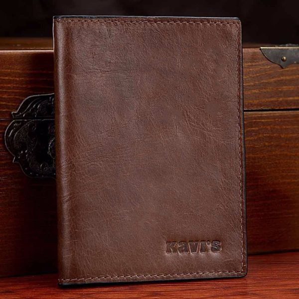1127 cf9b497d85d3f801090c28a948ac8819 600x600 - Genuine Leather Business Travel Passport Cover