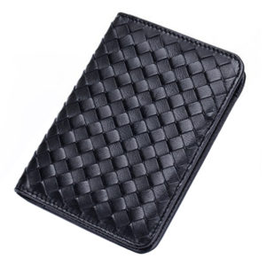1148 72975a72e68e69df0bd4c4b95ed252f5 300x300 - Fashion Handmade Knitted Genuine Leather Passport Cover