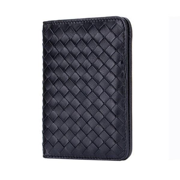 1148 ade995e6df98ba27e689669ff656af5e 600x600 - Fashion Handmade Knitted Genuine Leather Passport Cover
