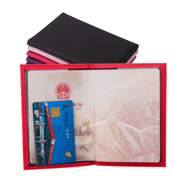 1159 3e34c6013ba200ff065cd168f3f13ab8 600x600 - Women's Faux Leather Passport Covers