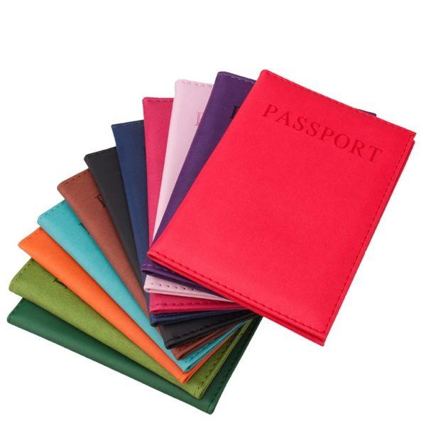 1159 debd2c5a40fd3ccd79c6fdedd4c1d61e 600x600 - Women's Faux Leather Passport Covers