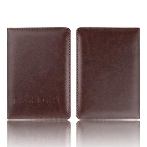 1180 c4e5bbfc3881314b35f1f52910032681 600x600 - Leather Passport and Card Holder