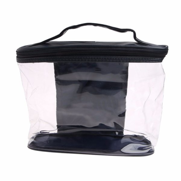 1267 1eb87a5bcf1d8f49aca17cd590cf82b5 600x600 - Transparent Capacious Travel Toiletry Bag