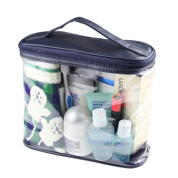 1267 8835f3992a9ba4792581ad324630fc8b 600x600 - Transparent Capacious Travel Toiletry Bag