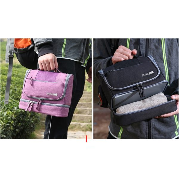 1269 038f5348fc876e6fe59dc9065eea5022 600x600 - Waterproof Colorful Oxford Hanging Travel Toiletry Bag