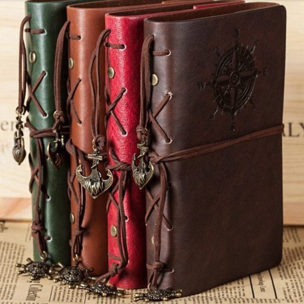 1311 470692d1156f1a2448d7bbcd2a90dec5 600x600 - Elegant Vintage Leather Journal