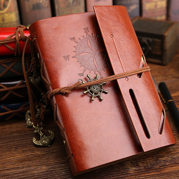 1311 61923bc0f5ddafaf568637a305cefbfd 600x600 - Elegant Vintage Leather Journal