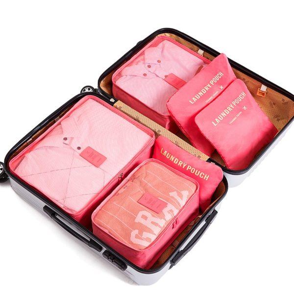 1348 4b2307d5c38272408ede96ddc1781487 600x600 - Travel Package Bags Set