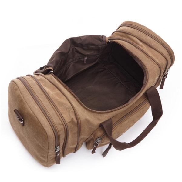 1374 aa7942d645f6548d608c217ff216bcfd 600x600 - Canvas Men's Travel Bag