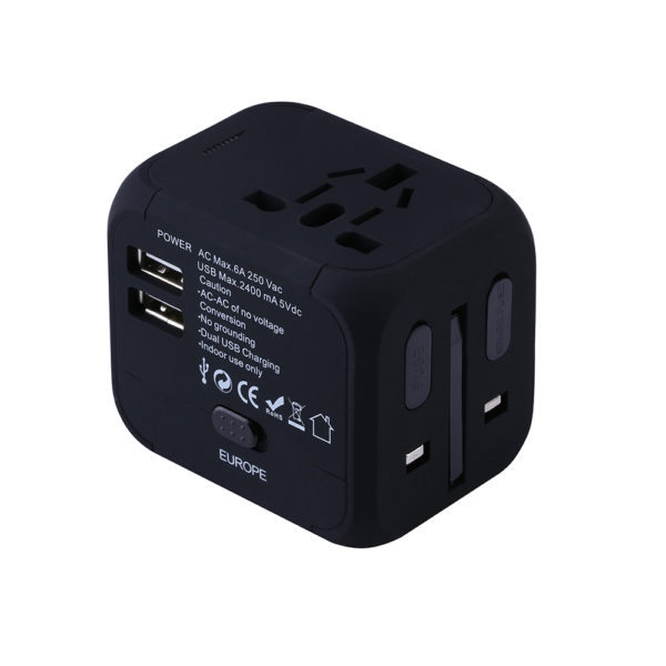 640 8bdf68dd1349436e1239067f27472900 600x600 - Universal Travel Plug Adapter with Dual USB
