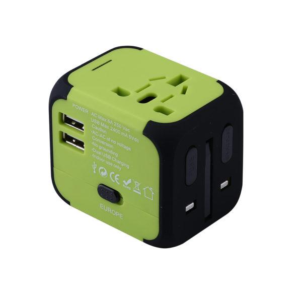 640 9024286e4cd3514de8d6fa696d88b0d6 600x600 - Universal Travel Plug Adapter with Dual USB