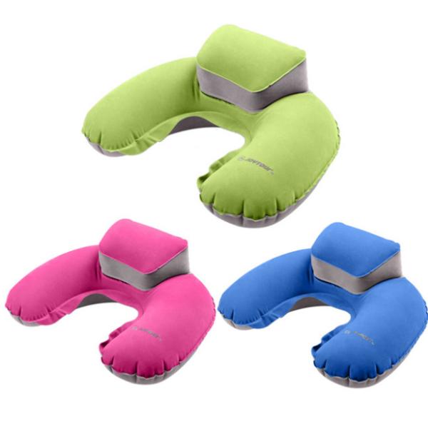 677 c73b40e3e758adf806fe9ac92d2d60b2 600x594 - Portable Travel Inflatable Neck Pillow