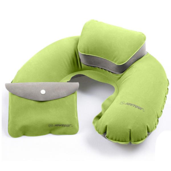 677 cdfa74ce048607b7cb4fe09b0b08f43b 600x599 - Portable Travel Inflatable Neck Pillow