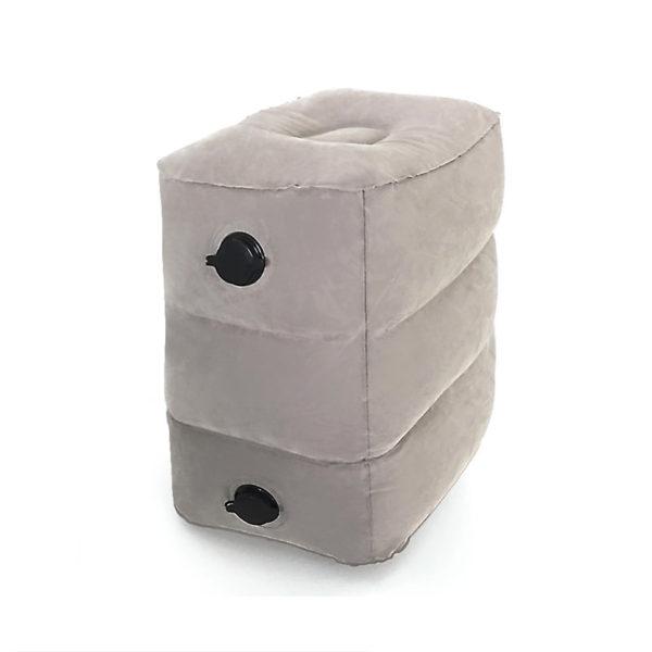 679 b0f988127e6b280eaca9426b699f09da 600x600 - Two-Section Inflatable Travel Pillow