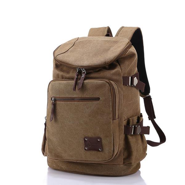 721 02dac61a2be746d5d2afafec07dbf3e4 600x600 - High Quality Durable Convenient Canvas Travel Backpack
