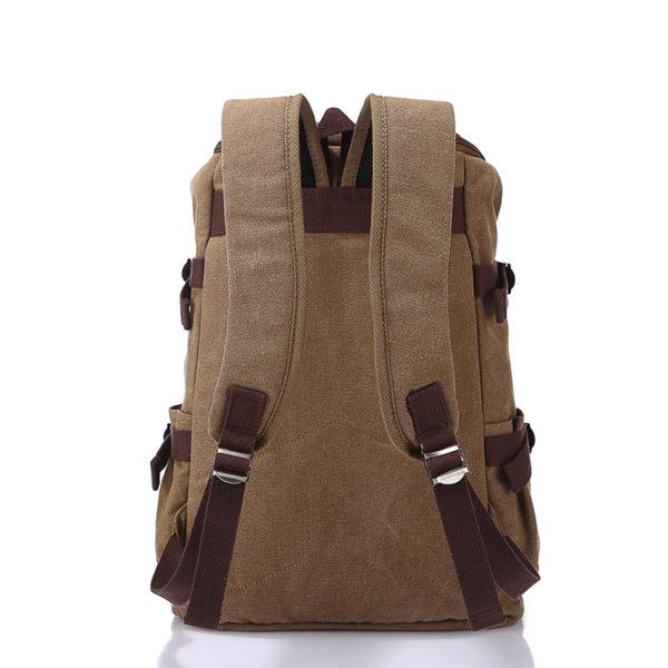 721 67981879f4f528db0f92b2d514e24ea9 600x600 - High Quality Durable Convenient Canvas Travel Backpack