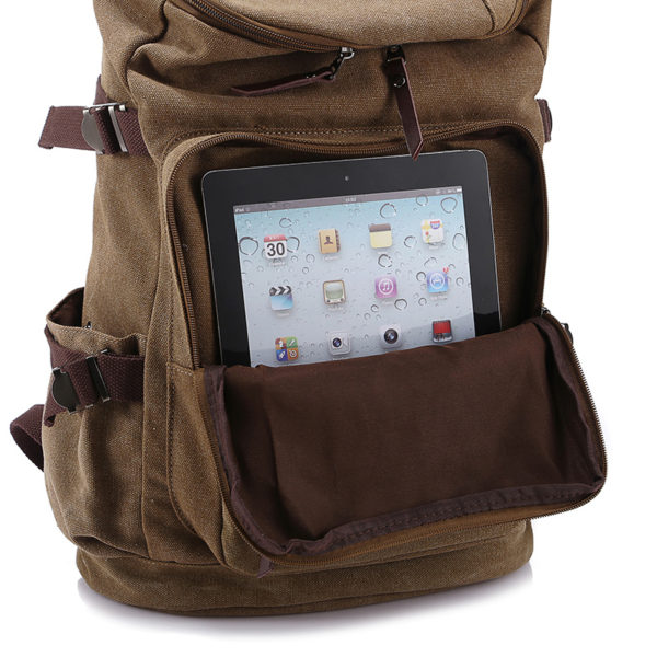 721 af5a51596b04be5bf9ee4ac1415ba034 600x600 - High Quality Durable Convenient Canvas Travel Backpack
