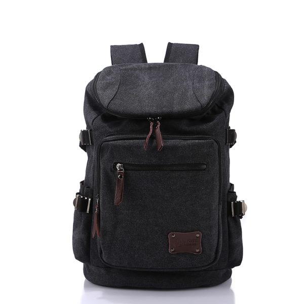 721 fa24878aead4cbc72cfcc63b9622d831 600x600 - High Quality Durable Convenient Canvas Travel Backpack