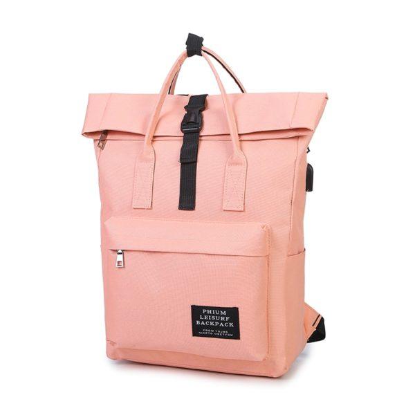724 6ef45a05eb68f1aa0ecbf54a8fbaaac4 600x600 - Women's Sport Style Travel Backpack