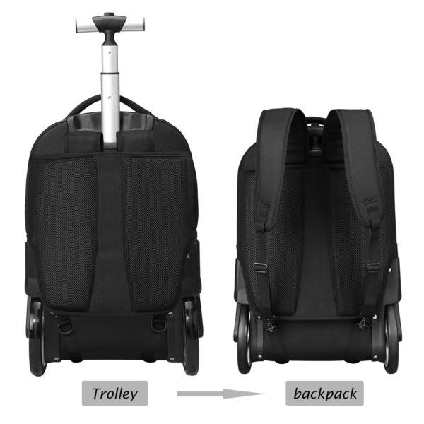 732 91ea49aa74c67db24088f0ccad7bc661 600x600 - Large Capacity Travel Trolley Backpack