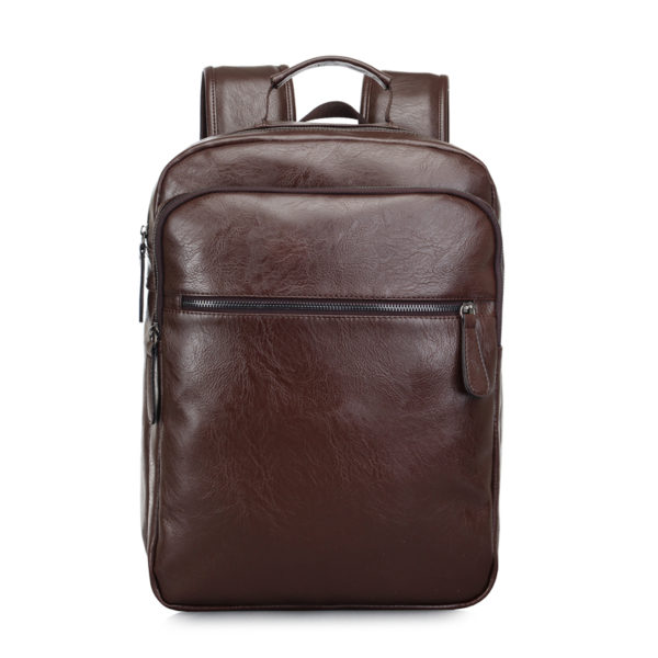 755 94b1d3215ac7dfd85d7716949d5a9948 600x600 - Men's Leather Travel Backpack