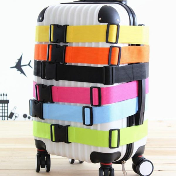 799 c3459ed9aeaaf0065af2f5d858b66cdd 600x600 - Protective Colorful Travel Luggage Strap with Adjustable Buckle