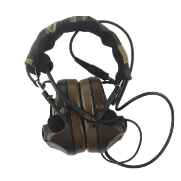 933 28f01cf84b929784ac7708ce14f89106 600x600 - Tactical Noise Canceling Headphones